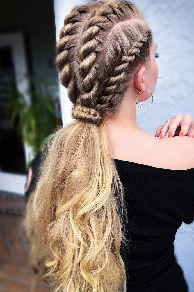 1582617302 421 30 Braids Hairstyles 2020 for Ultra Stylish Looks