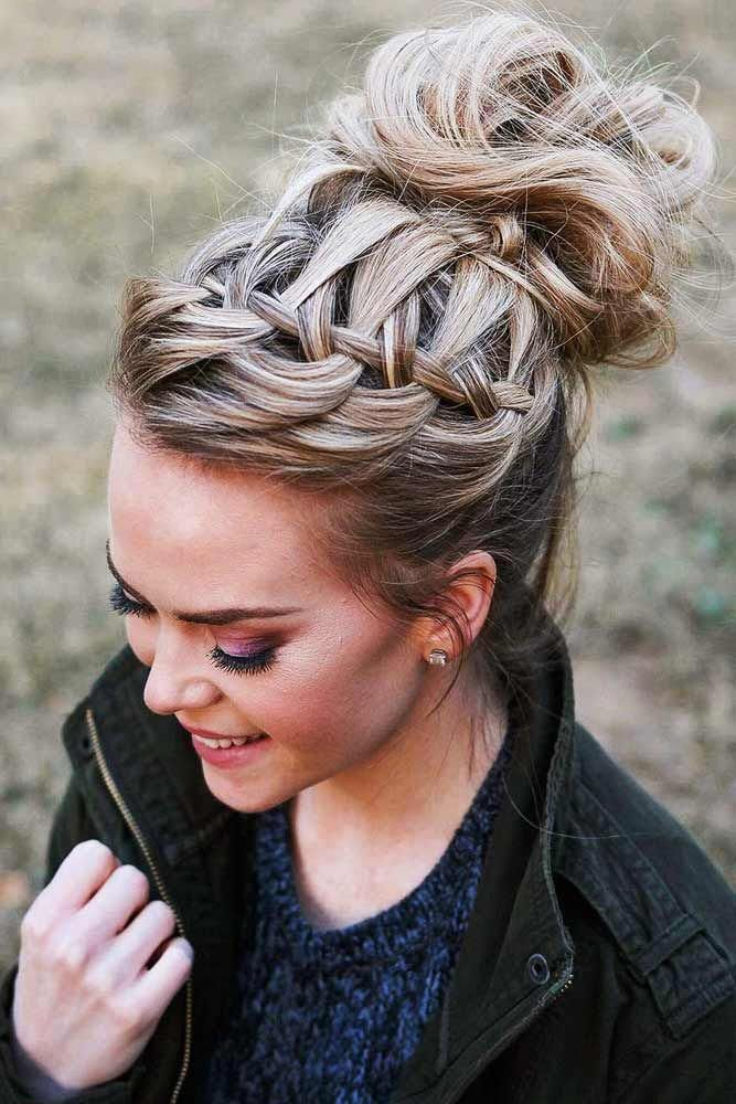 1582617302 500 30 Braids Hairstyles 2020 for Ultra Stylish Looks