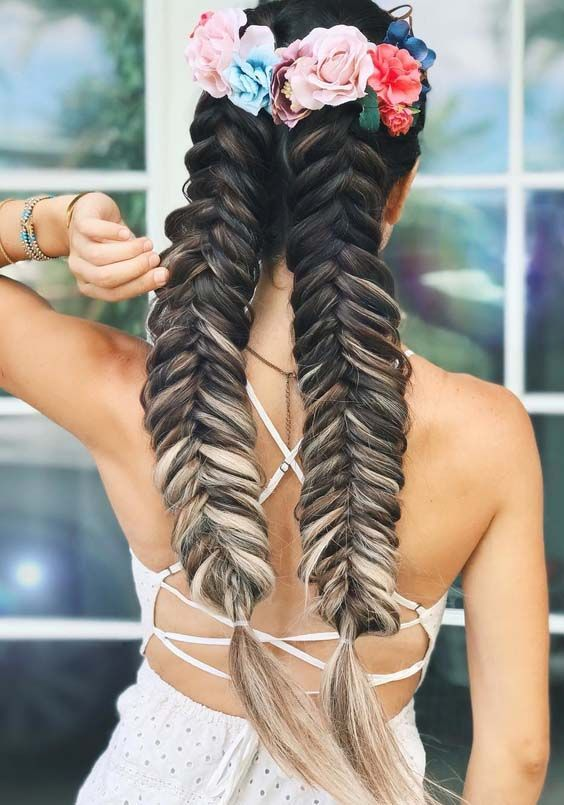 1582617302 524 30 Braids Hairstyles 2020 for Ultra Stylish Looks