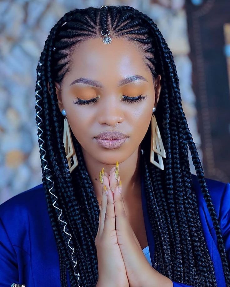 1582617302 704 30 Braids Hairstyles 2020 for Ultra Stylish Looks