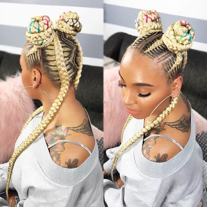 1582617303 356 30 Braids Hairstyles 2020 for Ultra Stylish Looks