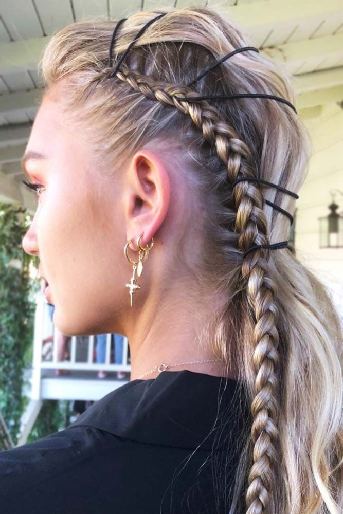 1582617303 401 30 Braids Hairstyles 2020 for Ultra Stylish Looks