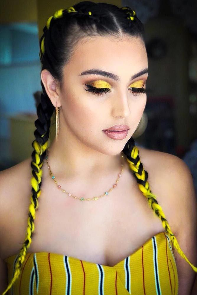 1582617303 923 30 Braids Hairstyles 2020 for Ultra Stylish Looks