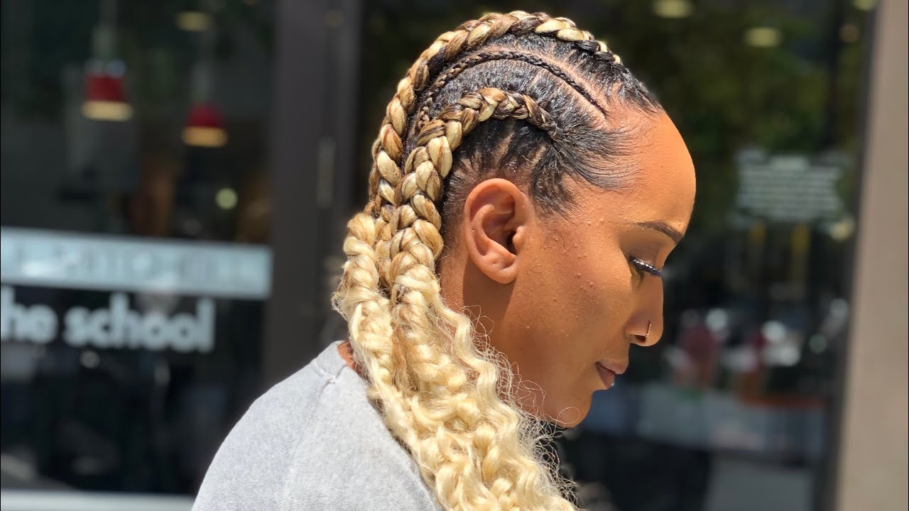 1582617315 198 22 Most Coolest and Fabulous Feed in Braids