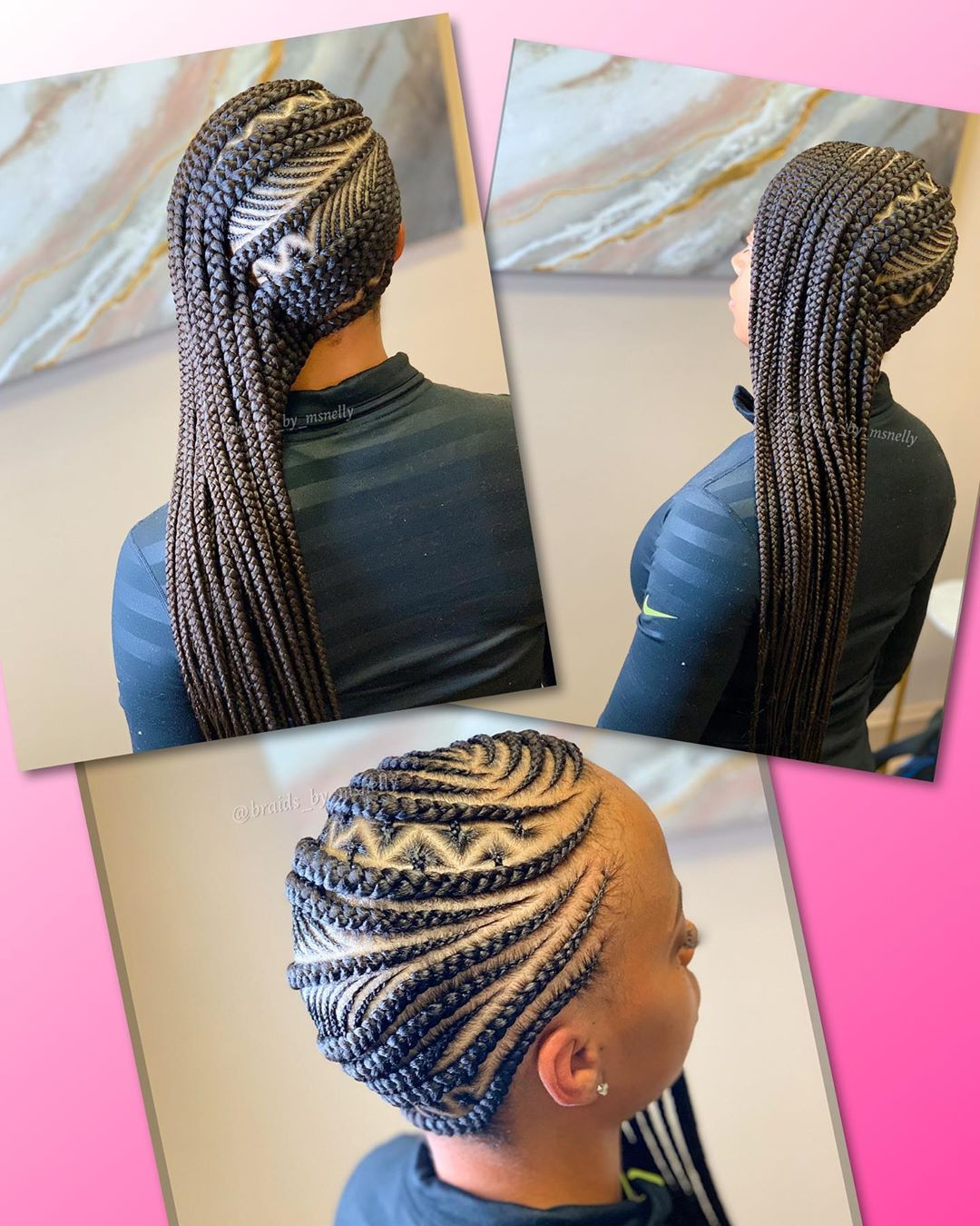 1582632701 45 2020 Braided Hairstyles Glorious Latest Hair Trends