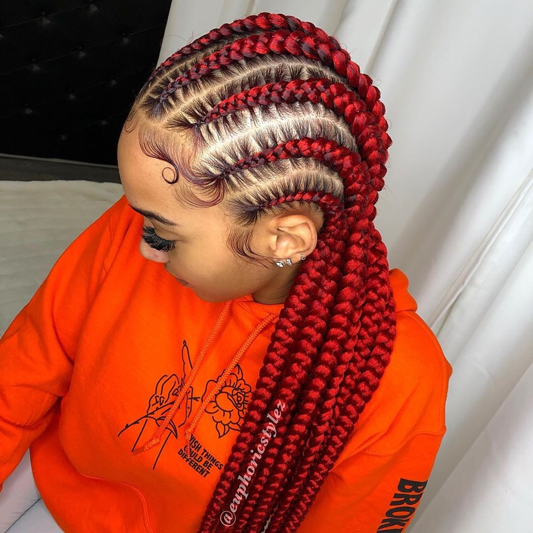 1582632705 701 2020 Braided Hairstyles Glorious Latest Hair Trends