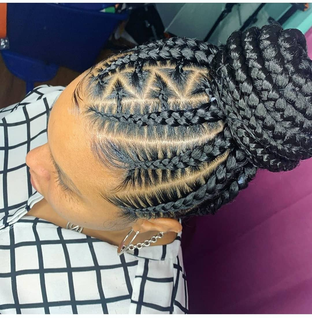 1582632707 774 2020 Braided Hairstyles Glorious Latest Hair Trends