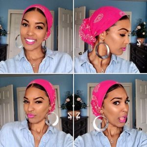 1582633673 510 How to Tie A Head Wrap Step By Step Guide