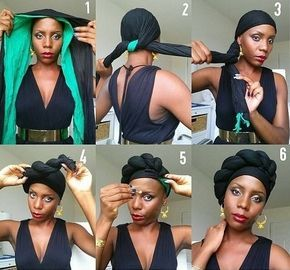 1582633677 396 How to Tie A Head Wrap Step By Step Guide