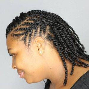 1582633706 4 35 Flat Twist Hairstyles