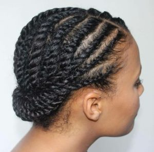 1582633708 680 35 Flat Twist Hairstyles