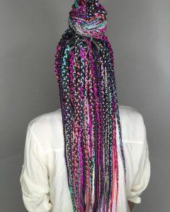 1582638261 888 35 Summer Braids Styles for Black Women