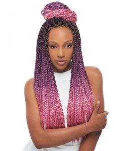 1582638262 575 35 Summer Braids Styles for Black Women