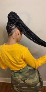 1582638263 114 35 Summer Braids Styles for Black Women