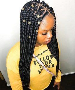 1582638264 497 35 Summer Braids Styles for Black Women