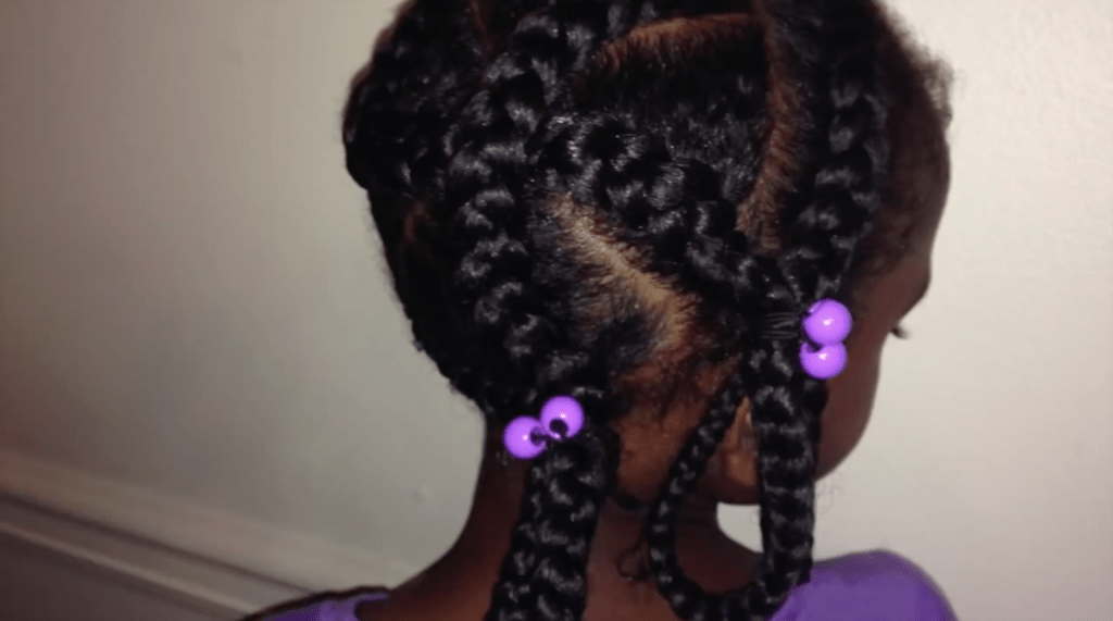 Back Kids hairstyles