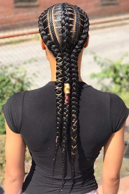 1582646727 497 New African Women Hairstyles