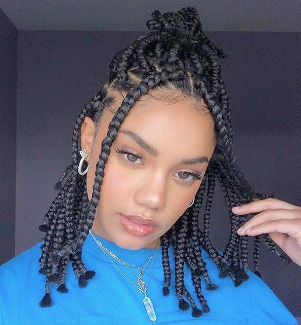 1582646727 945 New African Women Hairstyles