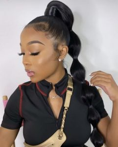1582649248 217 35 Weave Ponytail Hairstyles