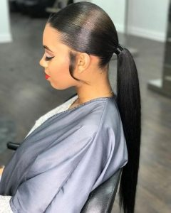 1582649248 334 35 Weave Ponytail Hairstyles