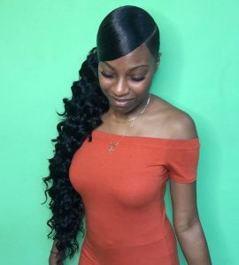 1582649249 133 35 Weave Ponytail Hairstyles