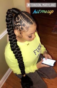 1582649249 300 35 Weave Ponytail Hairstyles