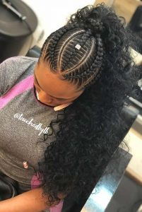 1582649250 724 35 Weave Ponytail Hairstyles
