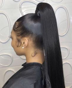 1582649250 730 35 Weave Ponytail Hairstyles