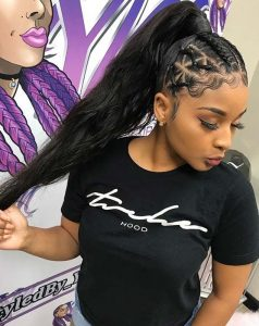 1582649251 775 35 Weave Ponytail Hairstyles