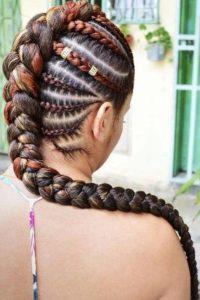 1582726103 420 35 Mohawk Braids Hairstyles