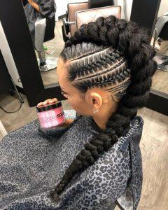 1582726103 661 35 Mohawk Braids Hairstyles