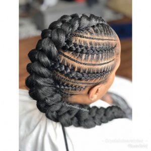 1582726104 496 35 Mohawk Braids Hairstyles