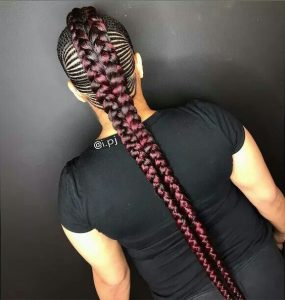 1582726104 989 35 Mohawk Braids Hairstyles