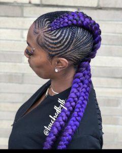 1582726105 317 35 Mohawk Braids Hairstyles