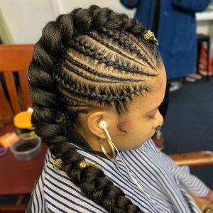 1582726105 738 35 Mohawk Braids Hairstyles