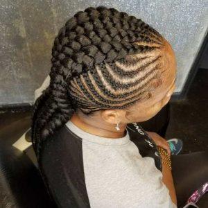 1582726105 922 35 Mohawk Braids Hairstyles