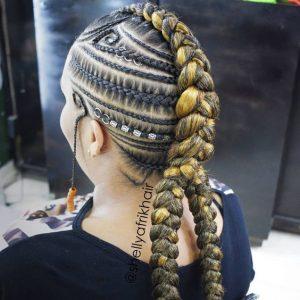1582726106 651 35 Mohawk Braids Hairstyles