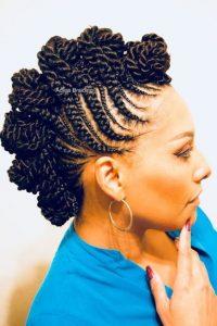 1582726106 869 35 Mohawk Braids Hairstyles