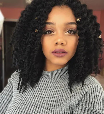 20+ Black Crochet Braided Hairstyles For Black Women To Pick In 2020