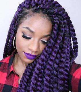24+ Best Havana Twist Braids Hairstyles 2020 For Black Women
