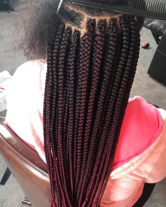 1582814832 204 2020 American and African Hair Braiding Cornrows The Beauty Of Natural Hair Board