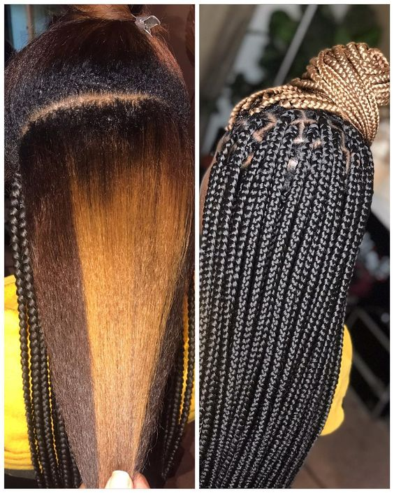 1582814832 958 2020 American and African Hair Braiding Cornrows The Beauty Of Natural Hair Board