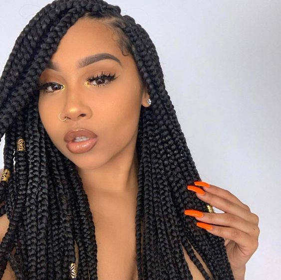 Female cornrow styles: 100+Beautiful Pictures of an Amazing Cornrow Braided Hairstyles To Rock