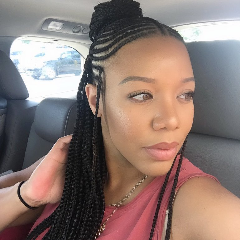 1582814928 179 14 Fulani Braids Styles to Try Out Soon