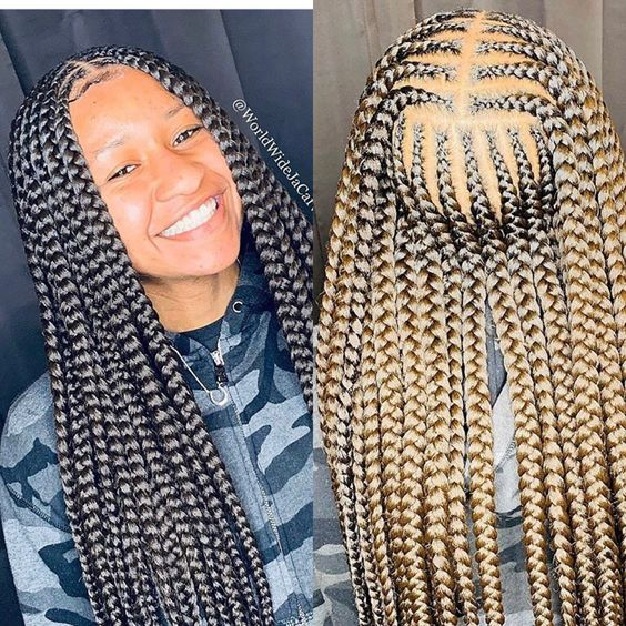 1582814929 703 African Hair Braiding 100 hair braiding ideas for black women