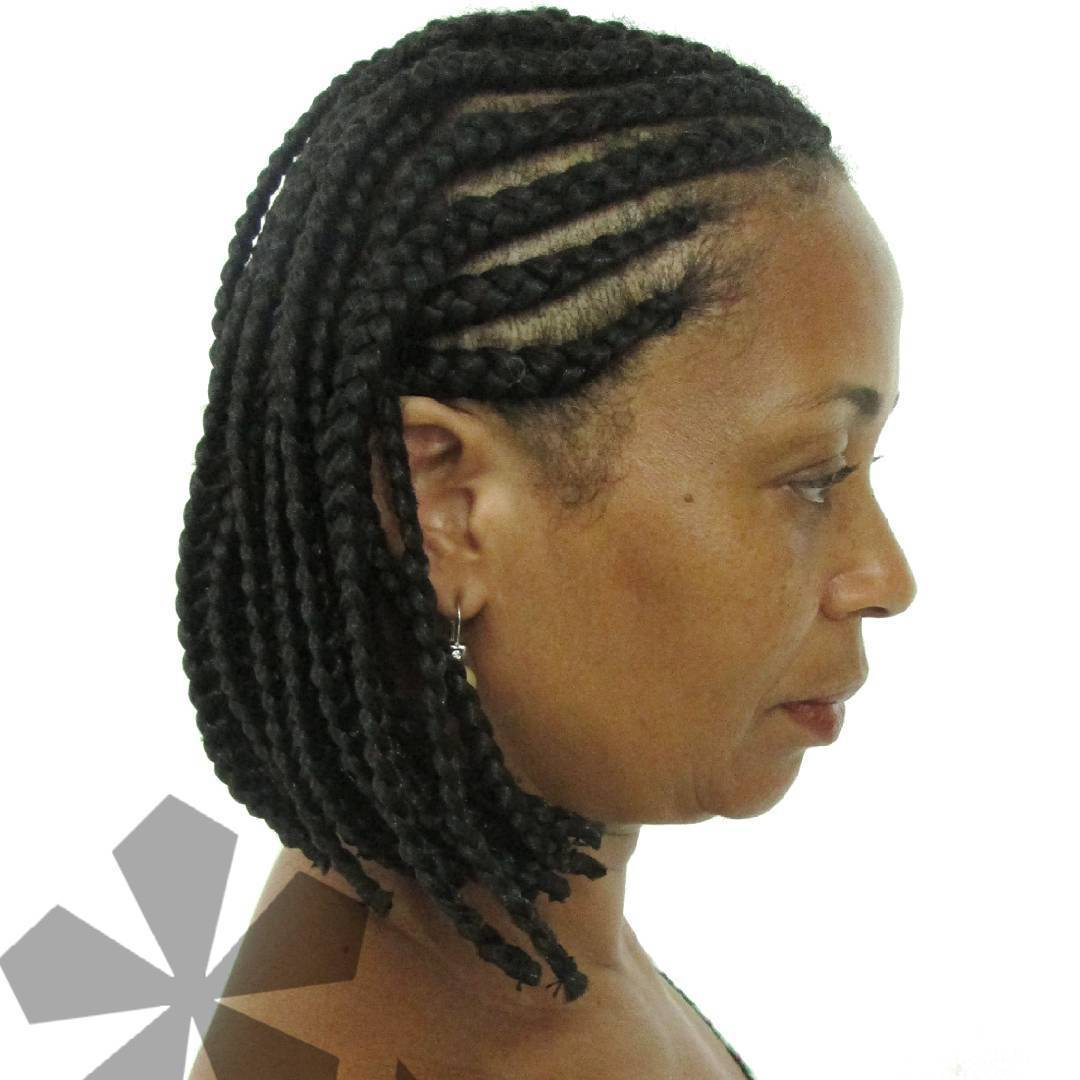 1582814999 163 40 Totally Gorgeous Ghana Braids Hairstyles