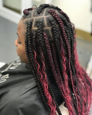 39 Awesome Cornrow Braids Hairstyles That Turn Head In 2020