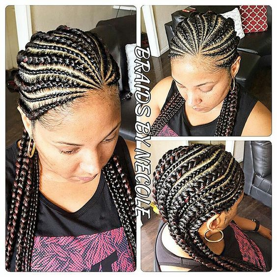 1582815223 990 Female Cornrow Styles55 Beautiful Women Hairstyles For Fine Hair Ideas