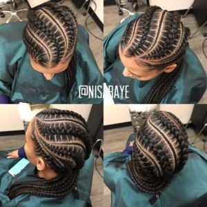 1582815224 94 Female Cornrow Styles55 Beautiful Women Hairstyles For Fine Hair Ideas