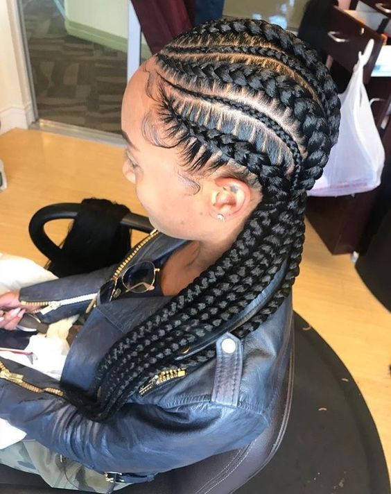 1582815224 968 Female Cornrow Styles55 Beautiful Women Hairstyles For Fine Hair Ideas